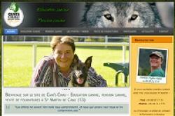 Un nouveau site internet pour Caniscrau !!!